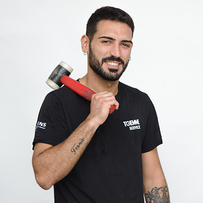 TGEmme Staff Luca C